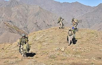 Kıran-6 Operasyonu 2 bin 360 personelin katılımıyla...