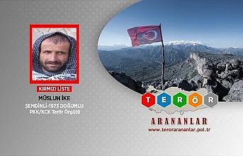 PKK'nın sözde 'Metina alan sorumlusu' etkisiz hale...