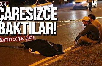 Samsun Çarşamba'da trafik kazası, Şevki Uzun öldü