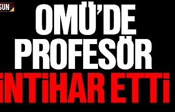 Samsun OMÜ'de profesör Emine Çoşkun intihar etti