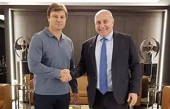 Samsunspor'un yeni teknik direktörü Ertuğrul Sağlam oldu
