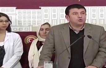 Terörist Özge Aydın YPG/PKK'nın yasa dışı sol...