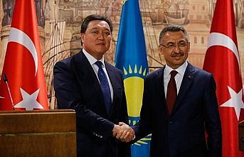 'Türkiye ile Kazakistan arasında 1,4 milyar dolarlık...