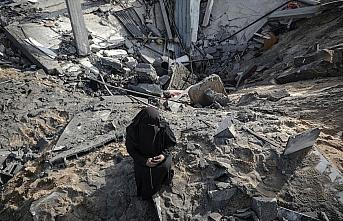 Türkiye İsrail'in Gazze'deki saldırılarını şiddetle...