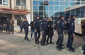 Vize dolandırıcılarına yönelik operasyonda 37 şüpheli adliyeye sevk edildi