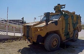 Zırhlı araç Vuran 4x4 sayısı 230 oldu