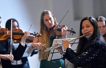 AB Oda Orkestrası üyeleri Tarsus'un kültür elçisi...