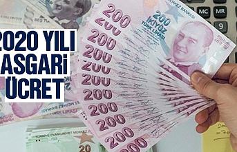 Asgari Ücret açıklandı 2020 Asgari ücreti ne...