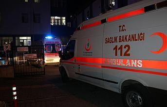Pansiyonda kalan 7 öğrenci grip şikayetiyle hastaneye kaldırıldı