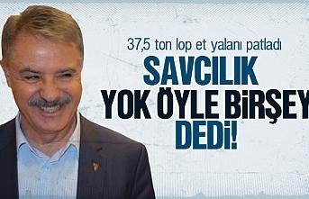 Cemil Deveci'nin lop et iddiası elinde patladı
