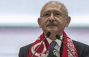 CHP Genel Başkanı Kılıçdaroğlu: Atatürk'ün...