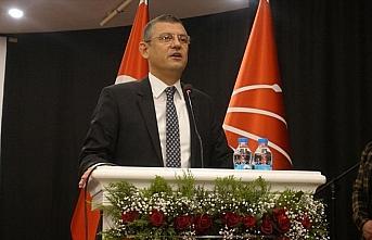 CHP'li Özel: İktidar yürüyüşünde Cumhuriyet...