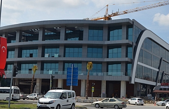 City Mall AVM'nin kaçak yapısına yıkılma kararı çıktı