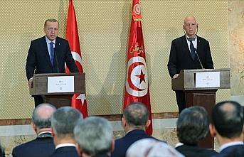 Cumhurbaşkanı Erdoğan: Libya'da istikrarın sağlanması...