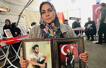Diyarbakır annelerinden Çiftçi: Bir çocuğumu...