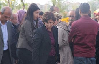 Eren Bülbül'ü şehit eden PKK'lı teröristin cenazesine...