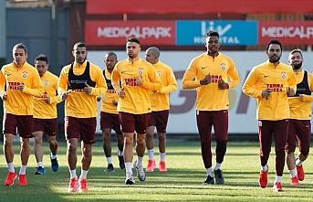 Galatasaray'ın devre arası hazırlık programı...