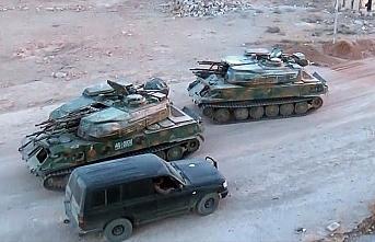 İdlib'de İran destekli yabancı teröristlerden...