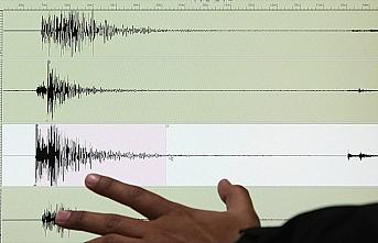 Kars'ta 4,2 büyüklüğünde deprem