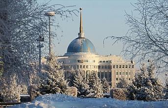 Kazakistan Baykonur Uzay Üssü tesislerinden 116...