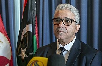 Libya İçişleri Bakanı Başağa: Hafter güçlerine...
