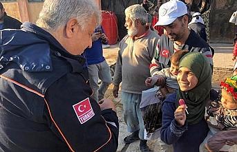 MSB: Deyrizor'da PKK/YPG'nin zulmünden kaçan Suriyelilere...