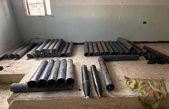 MSB: Tel Abyad kırsalında 39 Katyuşa roketi ele...