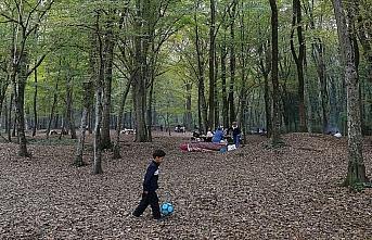 Ormanda çöp bırakanlara yaptırım talebi