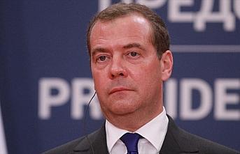 Rusya Başbakanı Medvedev: Ukrayna ile imzalanan...