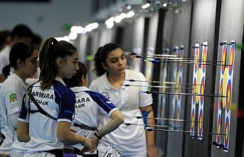 Salon Okçuluk Türkiye Kupası birincileri belli...