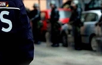 Samsun'da torbacı operasyonunda 8 şüpheli...