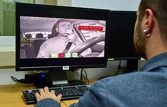 Araçta sigara içen sürücü yapay zekayla tespit...