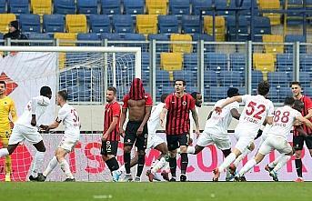 Süper Lig'in ilk yarısındaki uzatma dakikaları...