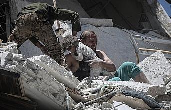Suriye'de 2019'da 3 bin 364 sivil öldürüldü