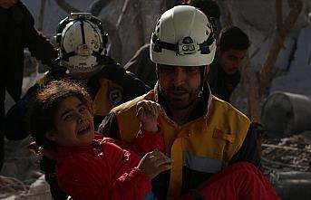Suriye'deki iç savaşta 979 insani yardım çalışanı...
