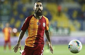 TFF Tahkim Kurulu Galatasaraylı Jimmy Durmaz'ın cezasını onadı