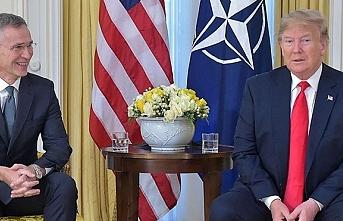 Trump; 'Türkiye savaş uçağı için Rusya veya Çin'e yönelebilir'