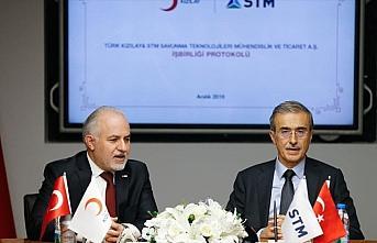 Türk Kızılay ile STM arasında iş birliği protokolü...