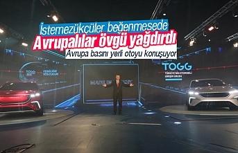 'Türkiye'nin Otomobili' Avrupa basınında konuşuluyor