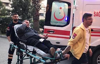 Zonguldak'ta oto tamirhanesinde çıkan silahlı kavgada 3 kişi yaralandı