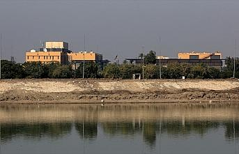 ABD'nin Bağdat Büyükelçiliği yakınına füzeli...