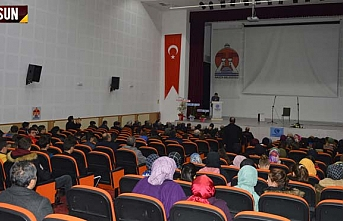 AGD'den Samsun'da Mekke'nin Fethi programı