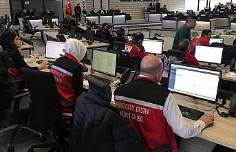 Aile, Çalışma ve Sosyal Hizmetler Bakanlığı 463 personelle depremzedelerin yanında