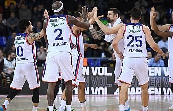 Anadolu Efes THY Avrupa Ligi'nde yarın ASVEL'i ağırlayacak