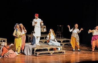 Ankara Devlet Tiyatrosu'ndan 'Aşkımız Aksaray'ın...