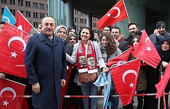 Bakan Çavuşoğlu: Libya'da acil ateşkese ihtiyaç...