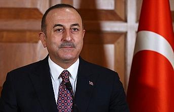 Bakan Çavuşoğlu: Türkiye olarak Libya'da bir ateşkes...