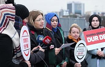 Beşiktaş'ta başörtülü kadına saldırı...