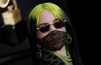Billie Eilish 62. Grammy Ödülleri'ne damgasını...
