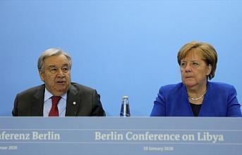 BM Genel Sekreteri Guterres: Libyalı taraflardan...